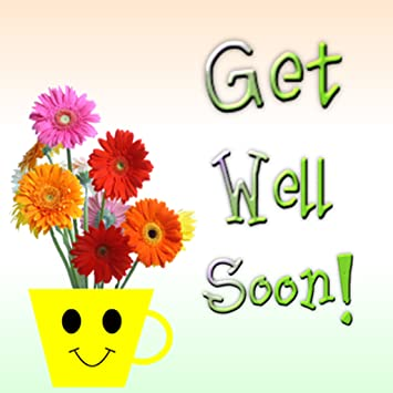 Image result for get well soon images