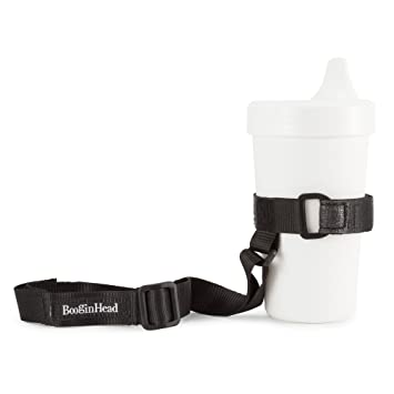 BooginHead Baby SippiGrip Sippy Cup Bottle Holder High Chair Car Seat Universal
