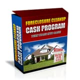 Foreclosure Cleanup Cash Program