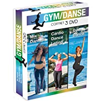 Coffret Gym-Dance : Mix Danses + Cardio Dance Latino + Gym Dance
