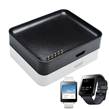 Cargador Samsung de repuesto DHMXDC, base con soporte de carga para reloj inteligente Samsung Gear