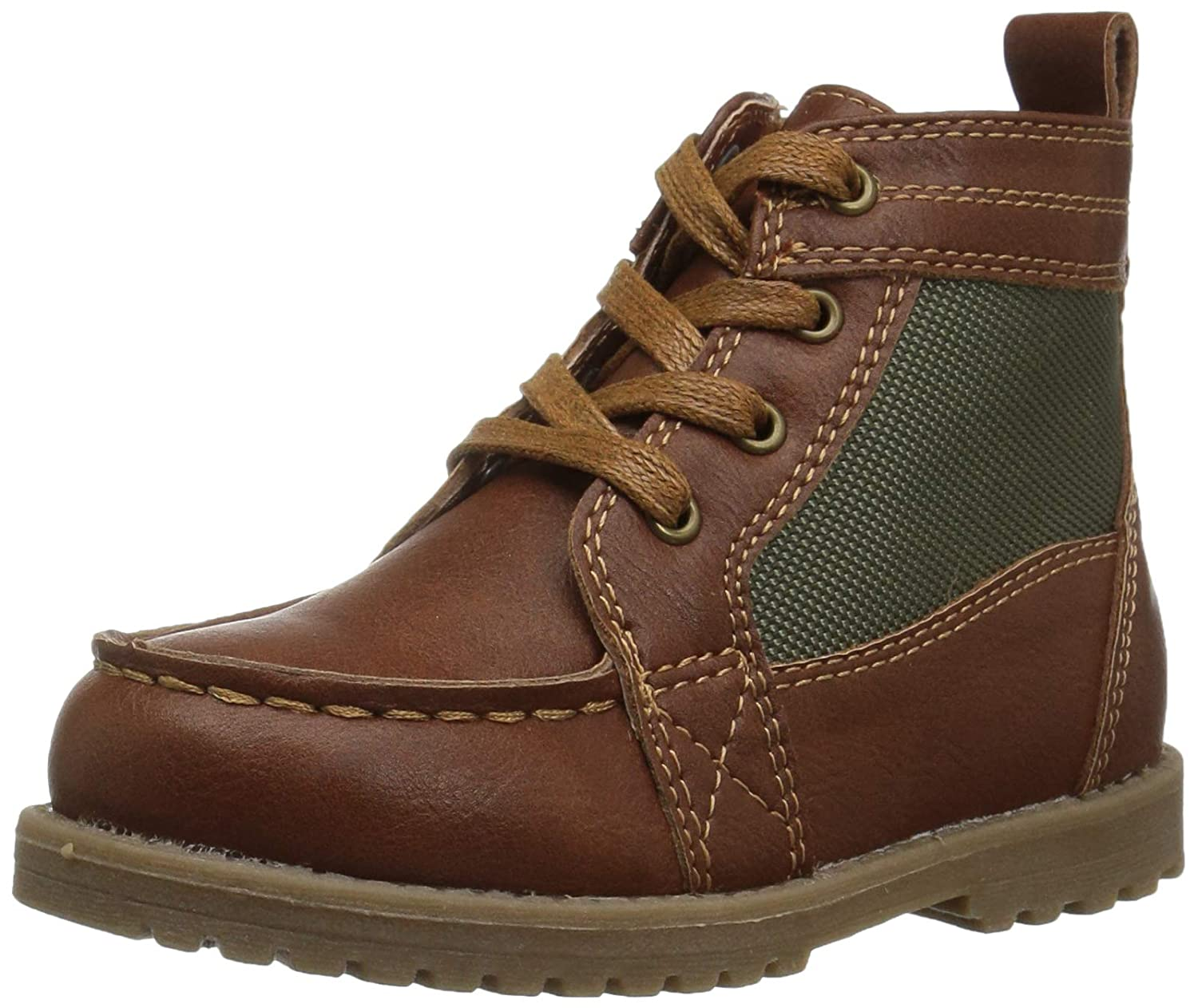 The Childrens Place Boys Fashion Boot TAN TDDLR 6 Child US Toddler