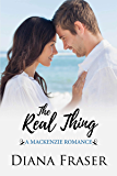 The Real Thing: A New Zealand Romance (The Mackenzies Book 1)