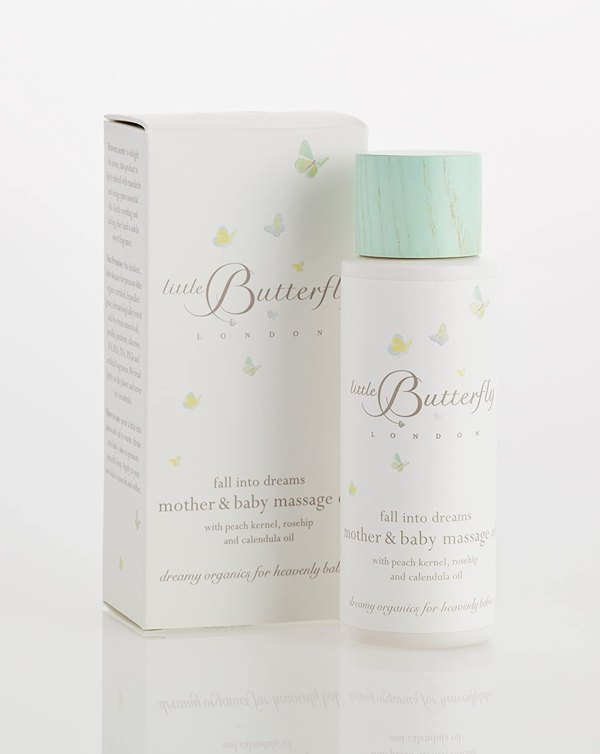 Little Butterfly London Fall into Dreams Mother & Baby Massage Oil 100ml Little Butterfly Organic Ltd.