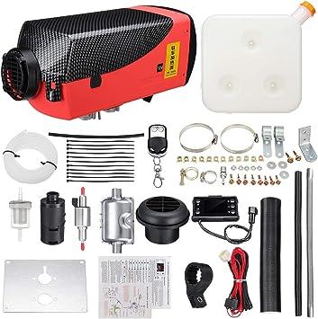 12v 8kw Diesel Heizung Luftheizung Standheizung Air Heater Heizgerät Boot Lkw Rv Auto