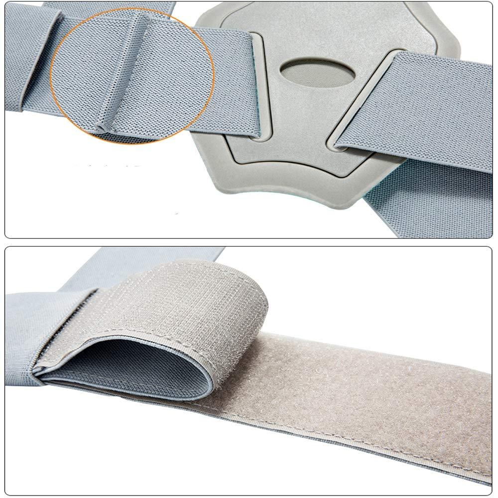 BLWX - Back Support Belt -Men and Women Invisible Correction Clothing Hunchback Correction Belt Treatment Anti-Humpback Correction Spine Correction Belt Humpback Correction Belt (Size : S) by BLWX-Humpback correction belt (Image #3)