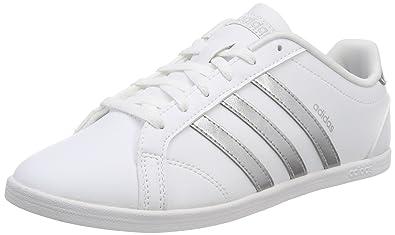 separation shoes bb52a 90ef6 adidas Coneo QT, Chaussures de Fitness Femme, Blanc PlamatFtwbla 000, 36