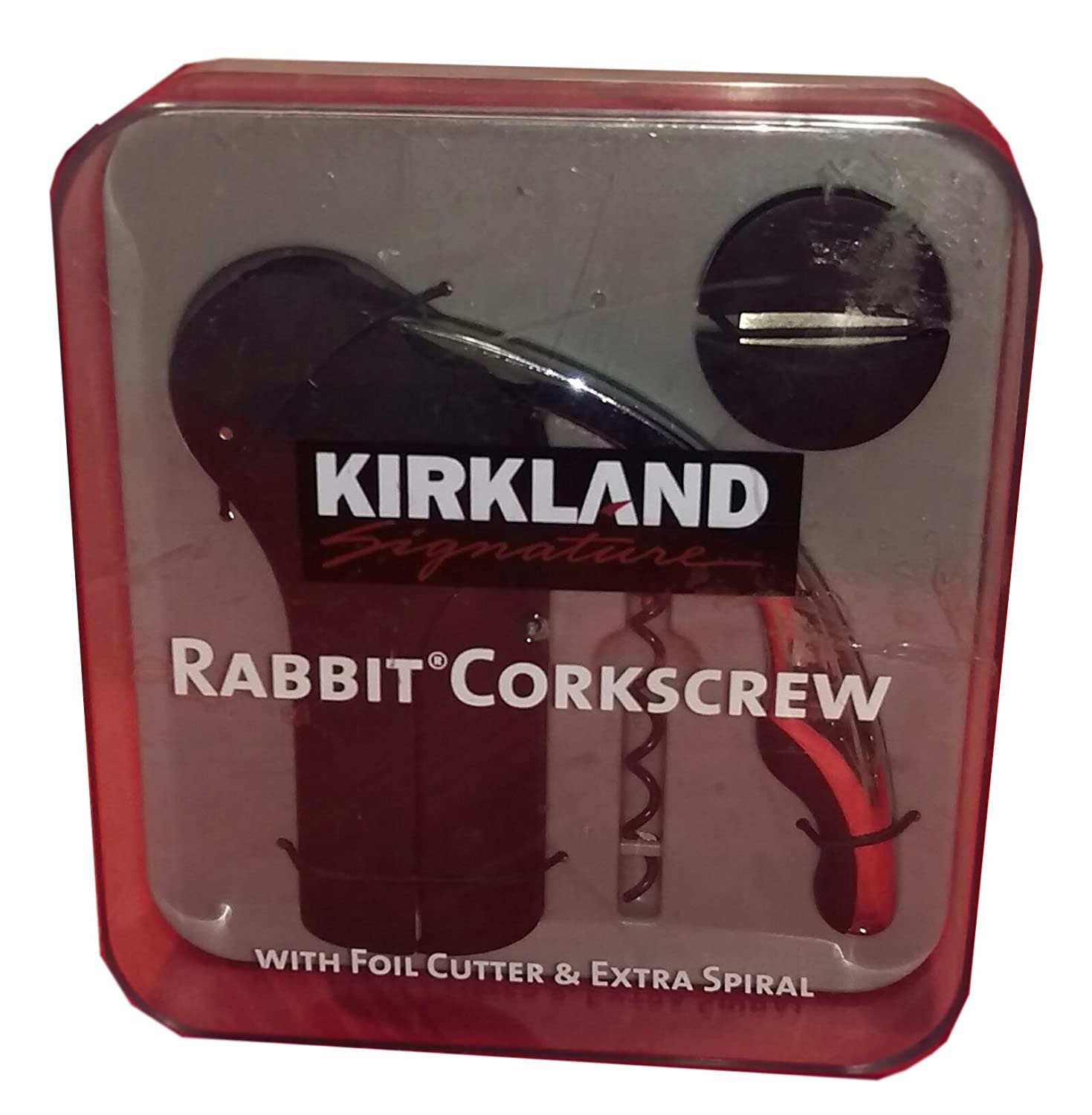 Rabbit Corkscrew (BLACK) HOME-APP 516512