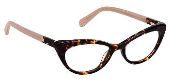 34333aa422e1 Amazon.com: Eyeglasses Kate Spade Analena 0W79 Tortoise: Health ...