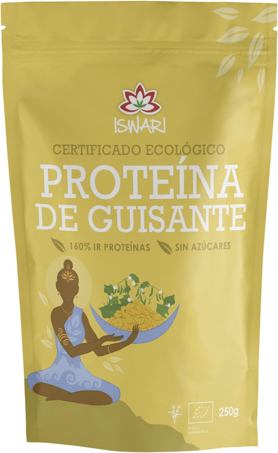 Drink6 Proteína De Guisante - 250 gr: Amazon.es: Alimentación ...
