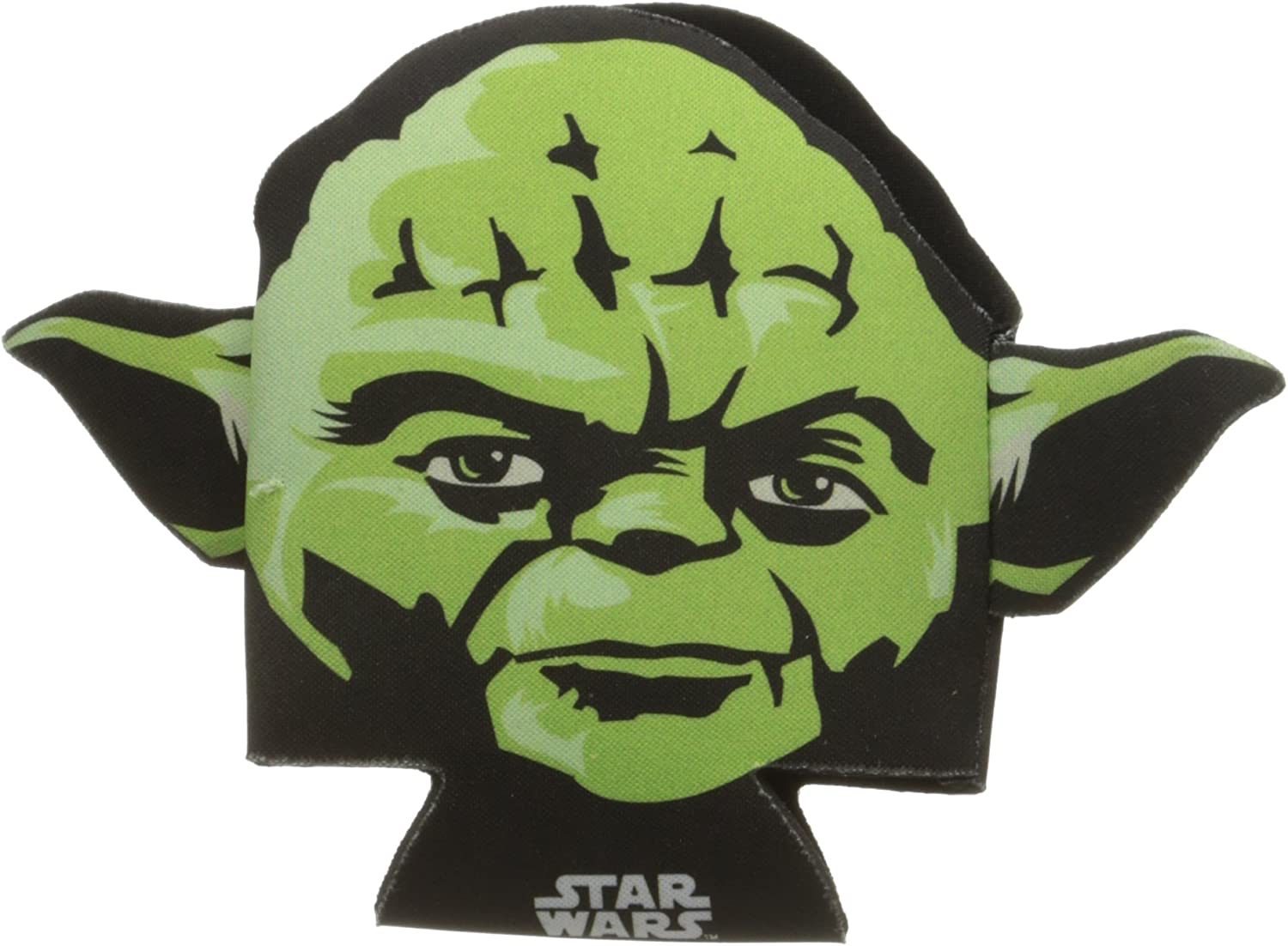 ICUP Star Wars - Yoda Diecut Cold Beverage Can Cooler