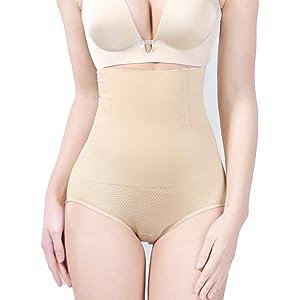 36b4053804446 KOOCHY High Waist Tummy Control Body Shaper Sexy Comfortable Seamless Butt  Lifter Panties For Women