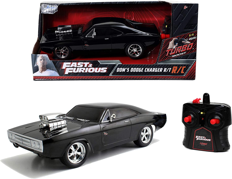 Radiocontrol 1:24 Fast&Furious 1970 Dodge