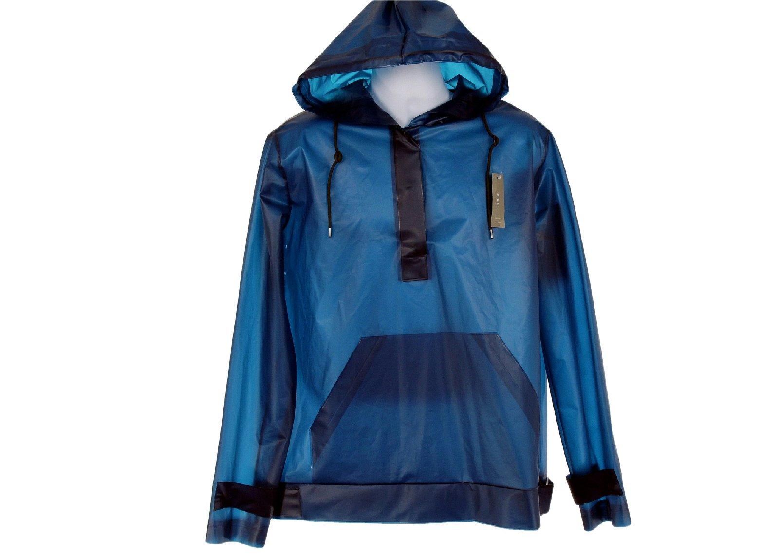 J Crew Terra New York Sporty Hoody Jacket Sz Extra Small Style C6929 New
