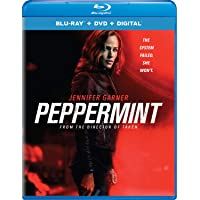 Deals on Peppermint Blu-ray + DVD + Digital