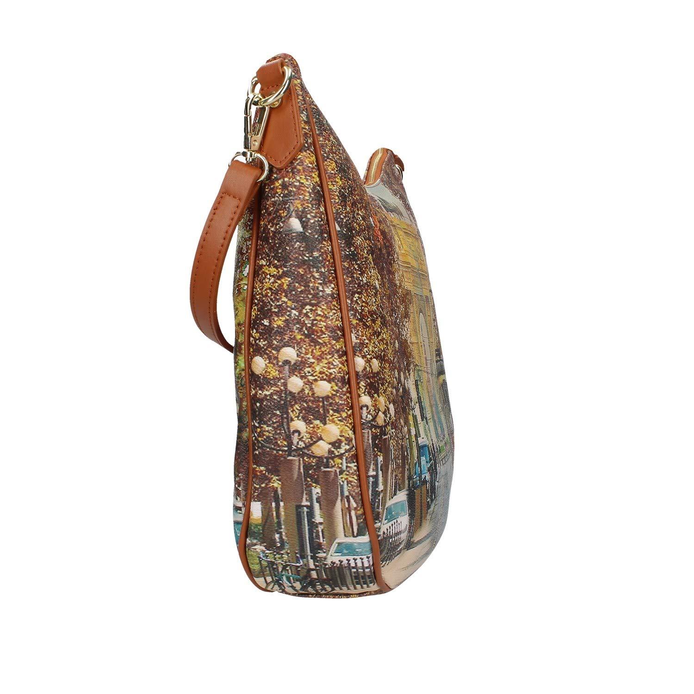 YNOT Hobo Bag YES-373F0 TAN-MILAN 34 x 33 x 8.5
