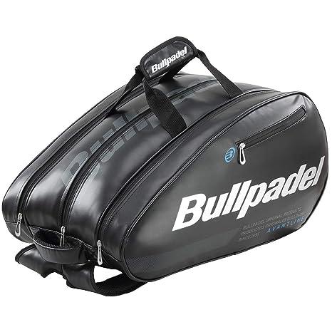 Bullpadel Paletero BPP19003 Mid Capacity 2019 Negro, Adultos ...