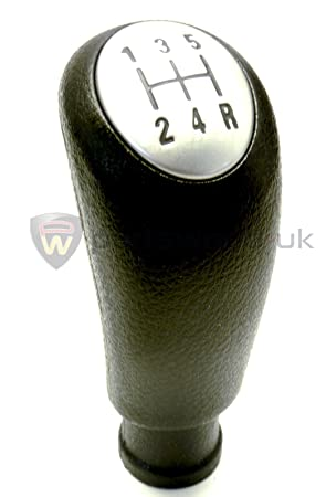 Genuine Alfa Romeo Black Gear Knob Speed Amazon - Alfa romeo shift knob