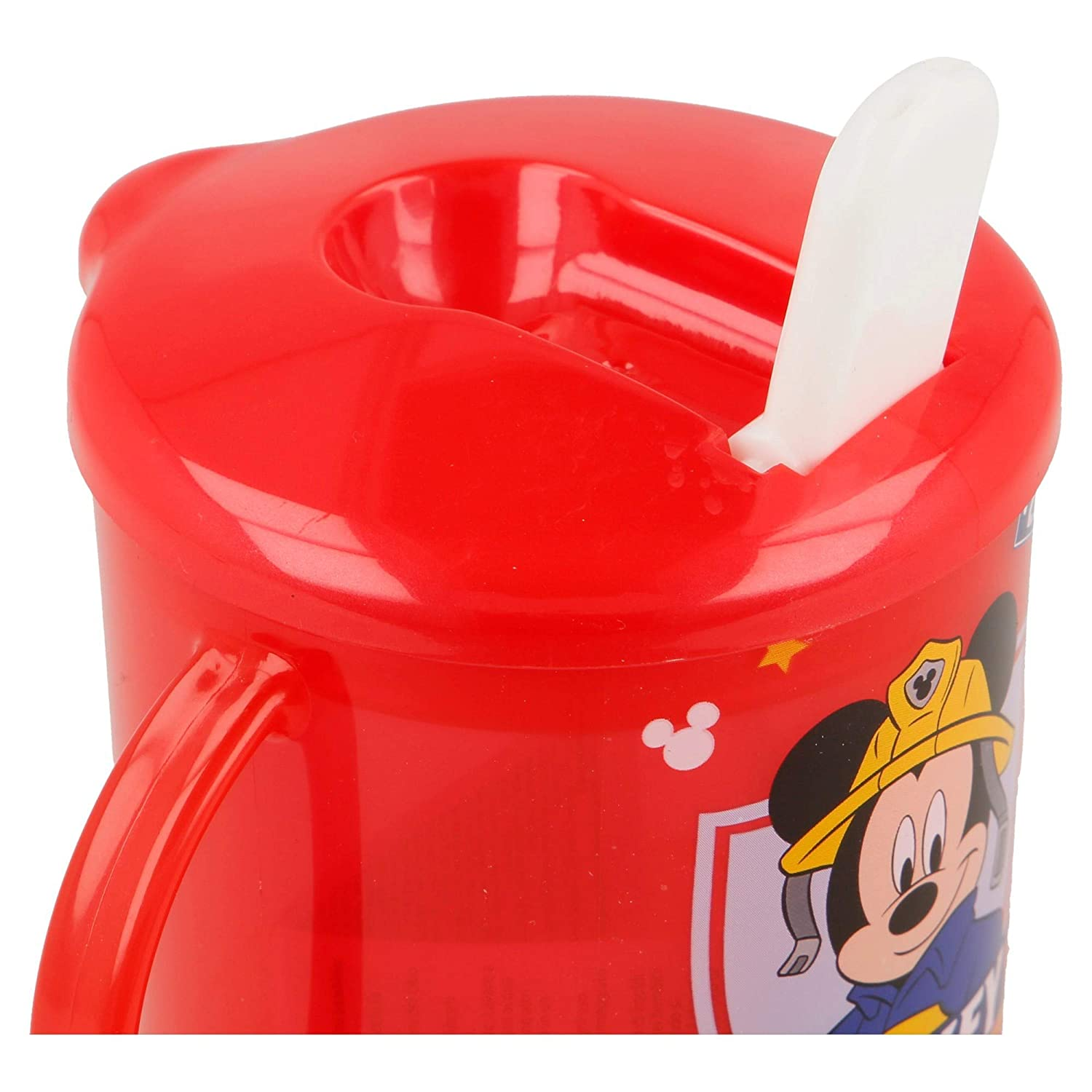 Mickey Mouse st-44035/Tasse entra/înement Toddler Easy 230/ml to the Rescue