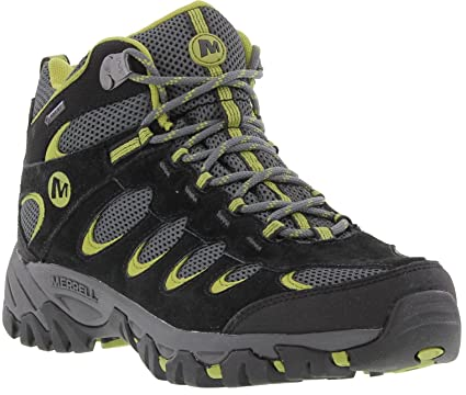 1d3de037c5e Merrell Ridgepass Mid Goretex Waterproof Boots (UK 6.5 / EU 40 / US ...