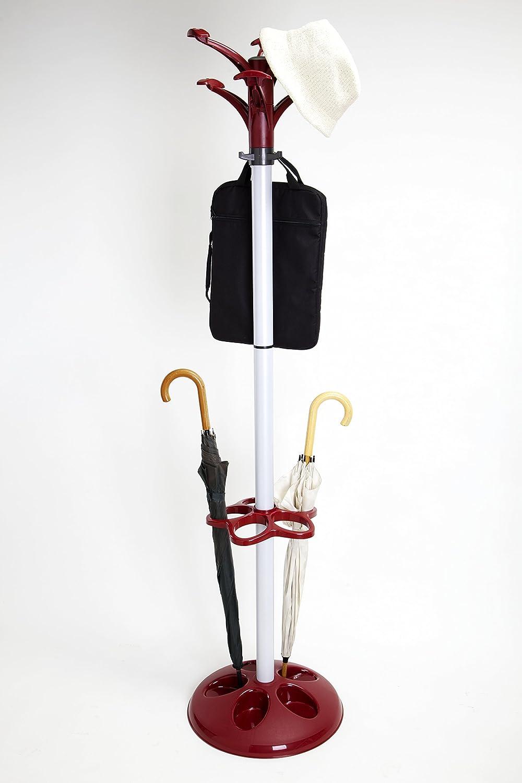 Flow appendiabiti BAMA antracite 45x35x170 cm Plastica