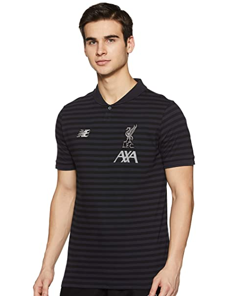 New Balance Polo Liverpool FC Travel: Amazon.es: Deportes y aire libre