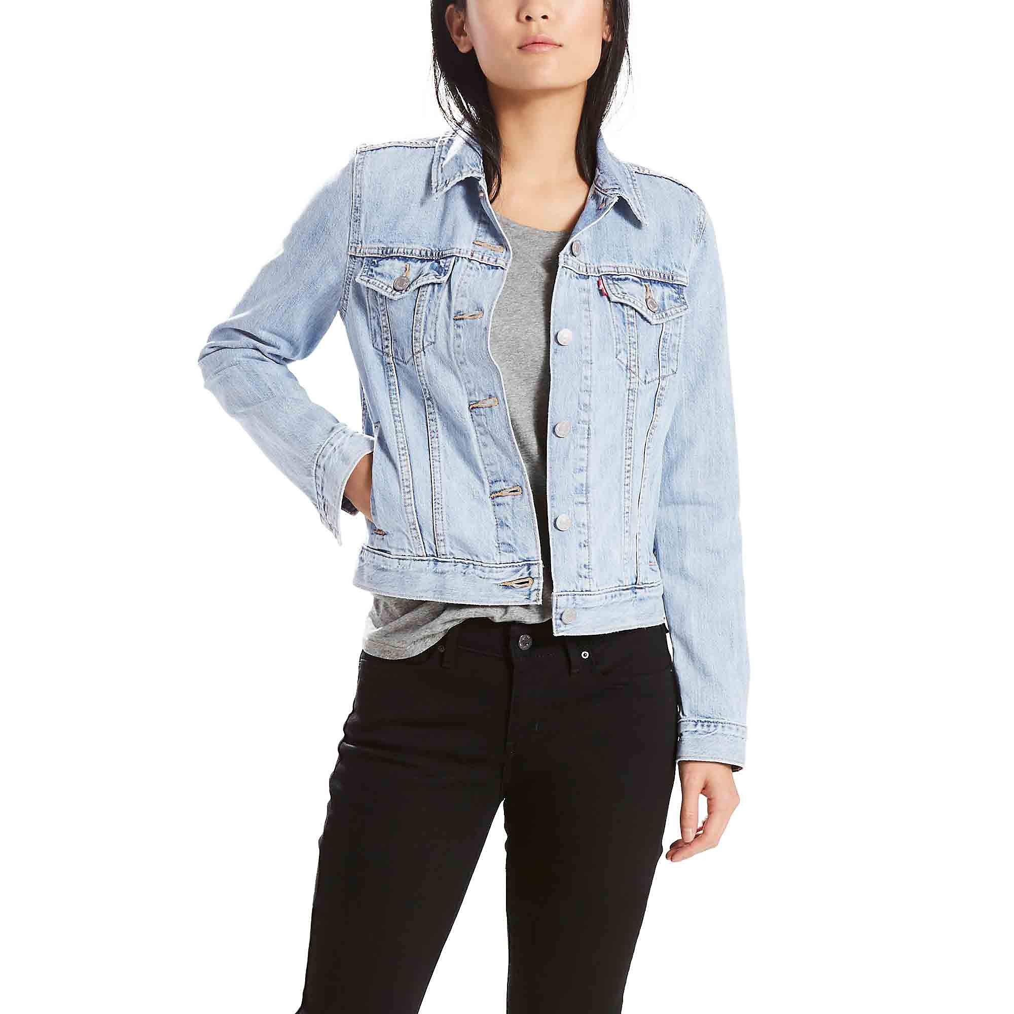 Levi's Original Trucker Jacket - Women's - All Yours S by Levi's
