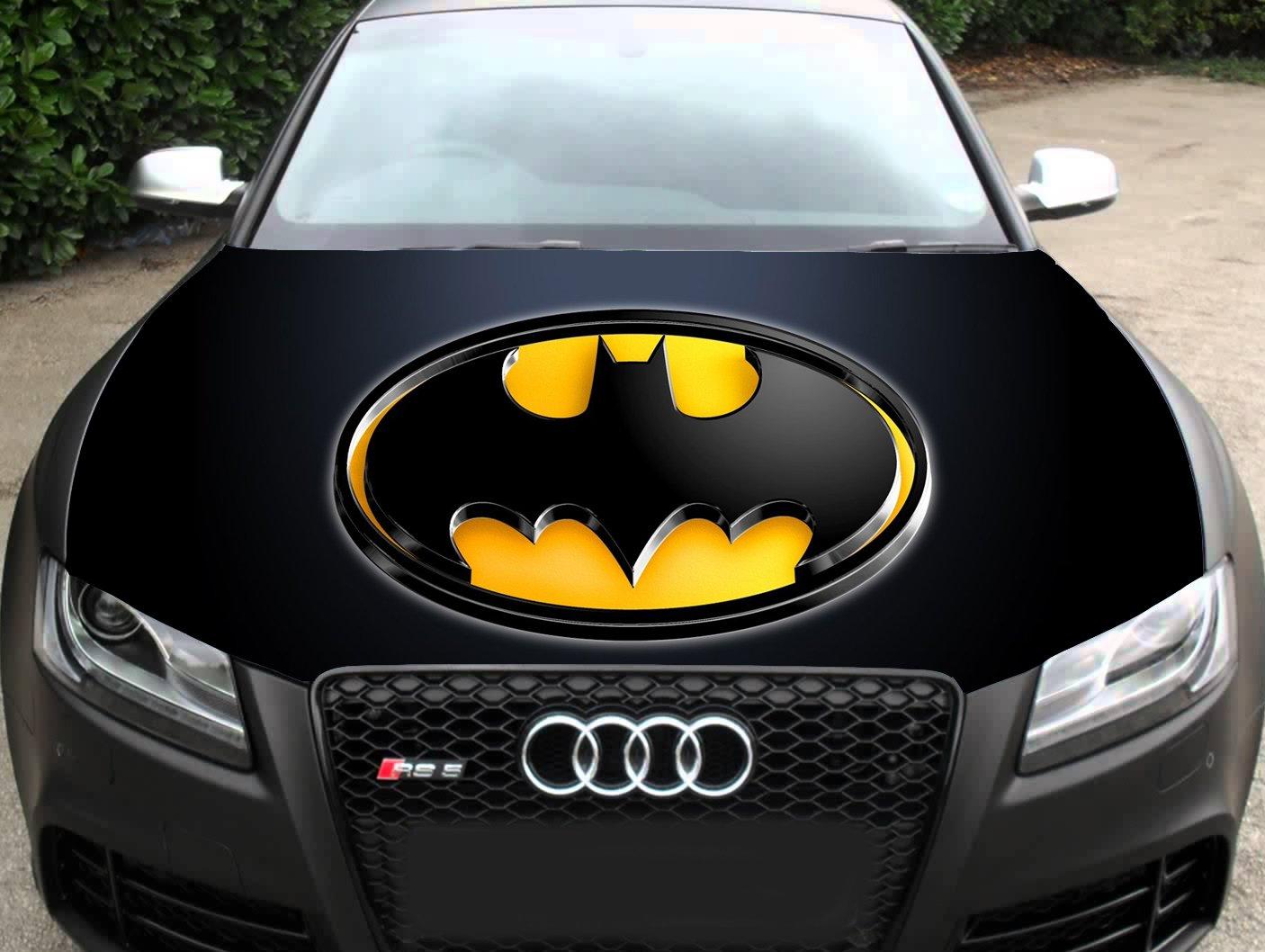 Amazon.com: Batman Comics cartel calcomanía a todo color ...