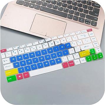 Funda protectora de silicona ultra fina para teclado MSI GF63 ...