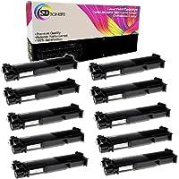 SD de tóner nuevo compatible Brother tn630TN660Toner Cartridge Black para impresora Brother DCP-L2520DW DCP-L2540DW HL-L2300D hl-l2320d HL-L2340DW hl-l2360dw hl-l2380dw MFC-L2700DW L2720DW MFC-L2740DW, Negro