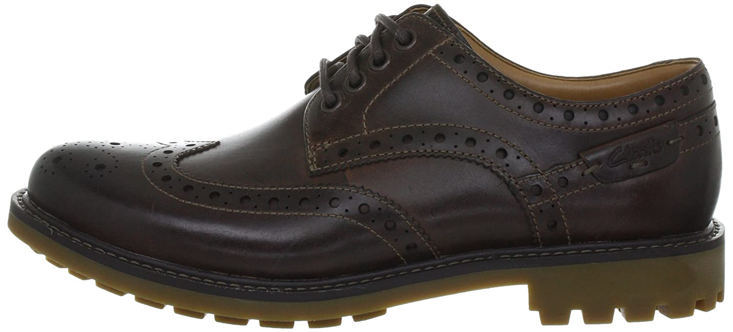 CLARKS Mens Shoes English 20351086 Montacute Wing