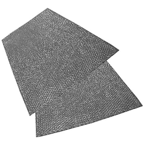 SPARES2GO grande alluminio rete filtro per Ikea Cappa/Estrattore ...