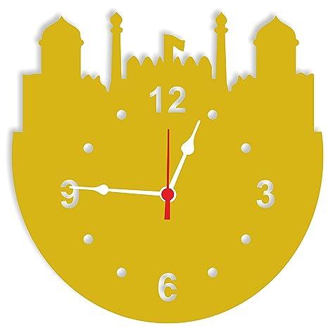 Buy Click Plick Decorative Wall Clock, Analog Wall Clock