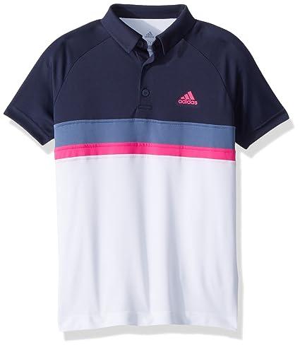 f1ab875a7ed69 Amazon.com : adidas Tennis Club Color Block Polo : Sports & Outdoors