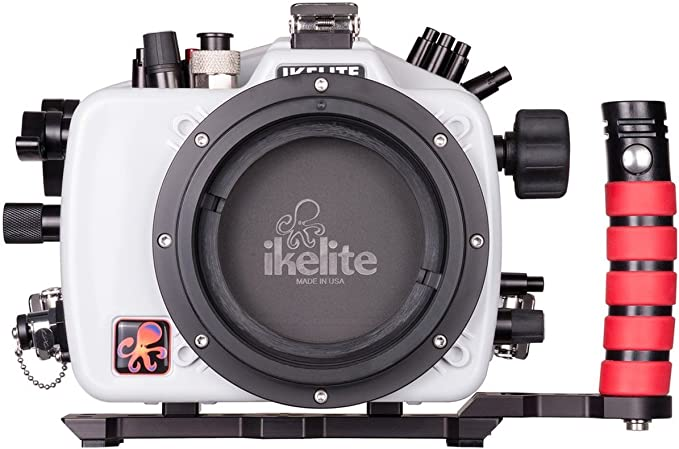 Ikelite 200DL carcasa submarina para cámara réflex digital Nikon ...