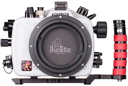 Ikelite 200DL carcasa submarina para cámara réflex digital ...