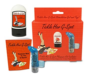 Tickle Her G Spot Kit: Amazon.ca: Health & Personal Care on where's spot, anime map, g'zone woman's, russia map, find a spot, g line map,