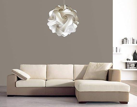 Bonita lámpara de decoración moderna para sala de estar ...