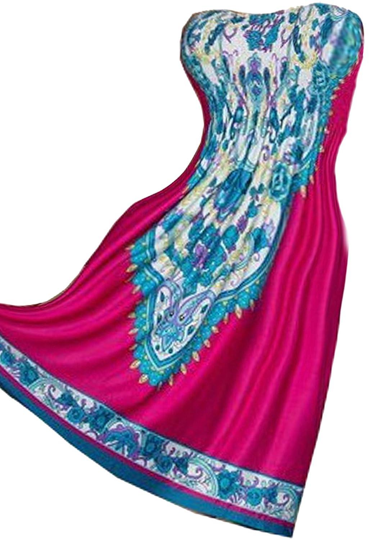 erdbeerloft - Brillant Ethno Tunika, gemustert viele Farben