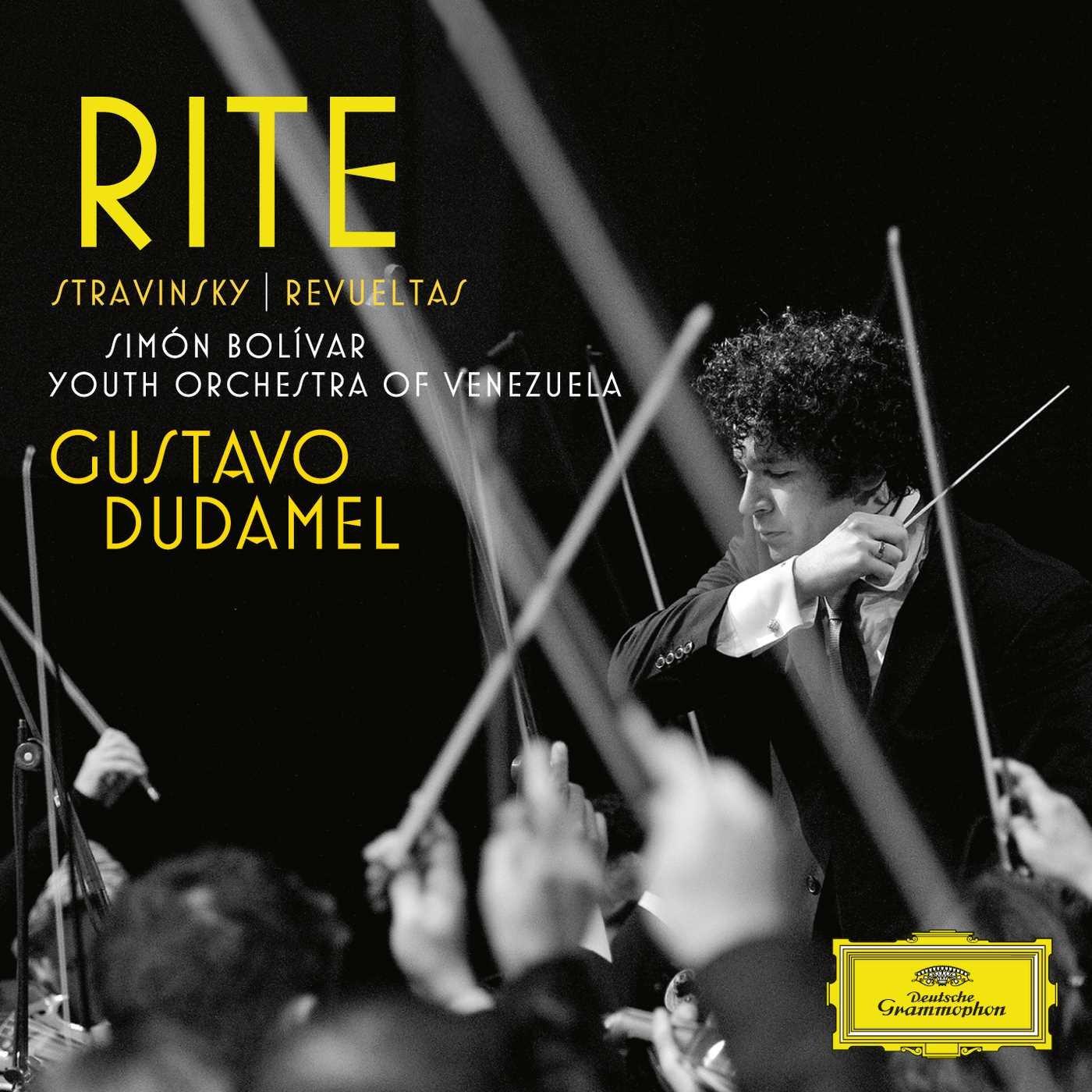 Rite- Stravinsky: Le Sacre du Printemps / Revueltas: La Noche de los Mayas