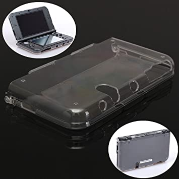 Funda transparente clear crystal Hard Shell Skin Case ...
