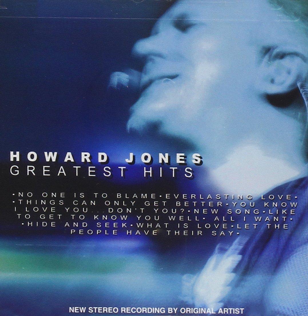 Howard Jones - Howard Jones - Greatest Hits - Amazon.com Music