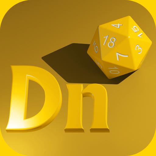 DnDice - 3D RPG Dice Roller (Dice Roller)