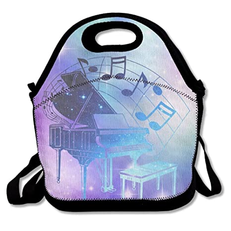 Dozili Piano notas musicales grandes y gruesas bolsas de ...