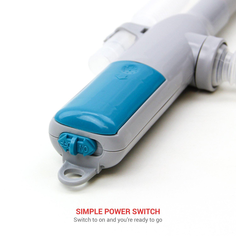 TERAPUMP Portable Power Water/Fuel Battery Pumps by TERA PUMP (Image #8)