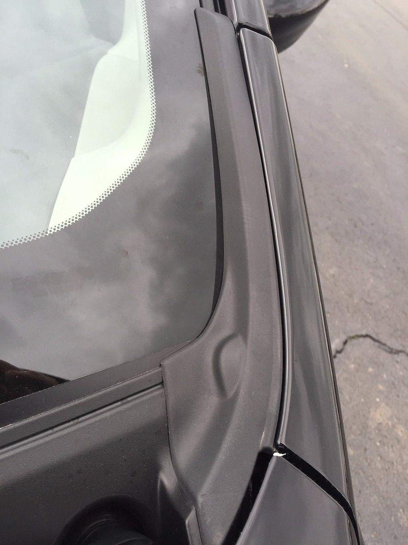 New Car Door Weatherstrip Moulding Seal front Left for Nissan SENTRA  2007-2011