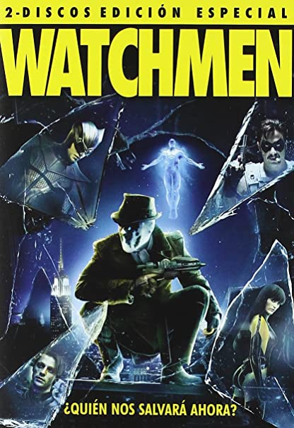 Watchmen - Edición Especial [DVD]: Amazon.es: Jackie Earle ...