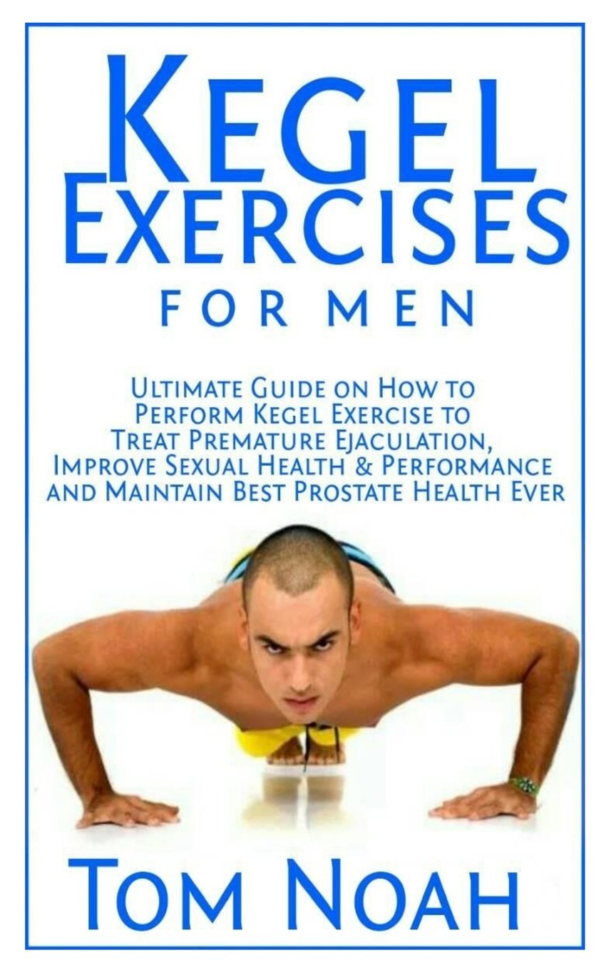 Exercises to improve male sexual health
