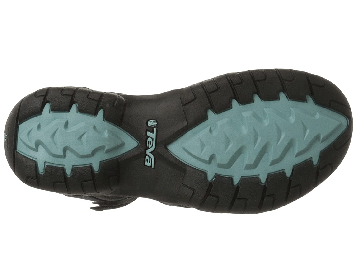 Teva Women's Tirra B(M) Athletic Sandal B0713YD3Y4 9 B(M) Tirra US|Bering-sea 445c25