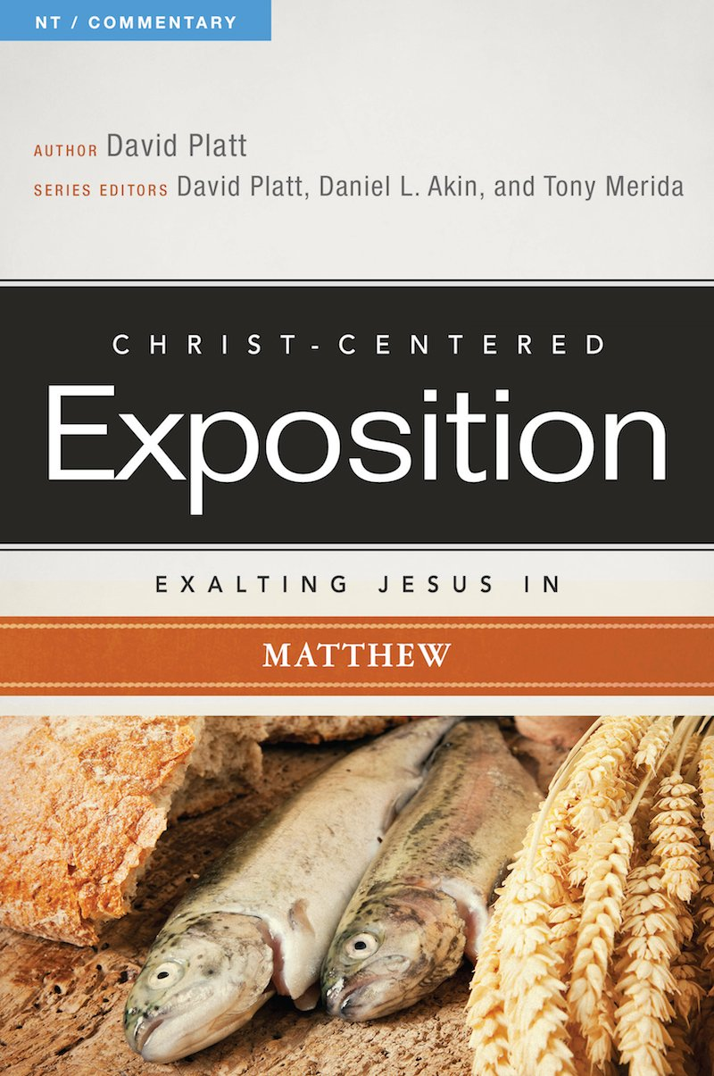 Exalting Jesus In Matthew  Christ Centered Exposition Commentary Book 2   English Edition